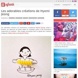 Les adorables créations de Hyemi Jeong