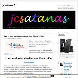 Les 15 jeux les plus adorables pour iPhone et iPad - jcsatanas.frjcsatanas.fr