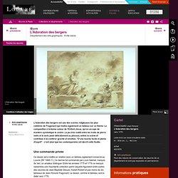 Fragonard: L'Adoration des bergers