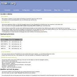 Mailoo.org - adresse e-mail gratuite, courriel gratuit linux sans pub