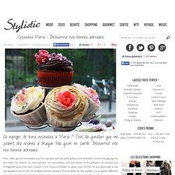 Mes bonnes adresses de Cupcakes à Paris | Blog mode femme : Stylistic