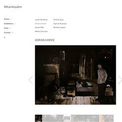 Adrian Ghenie - Nicodim Gallery