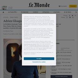 Adrien Gloaguen, un hôtelier très occupé