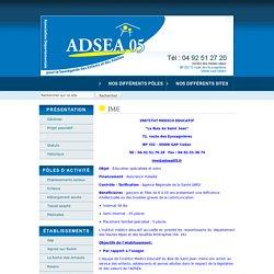 ADSEA 05 · IME
