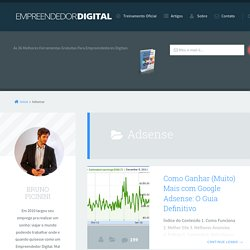 Adsense Archives - Empreendedor Digital