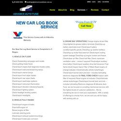 Advance Auto Tune - Car Service