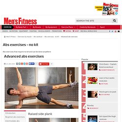 Men's Fitness Magazine UK