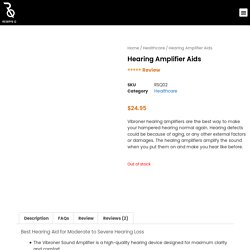 Electronic Hearing Devices