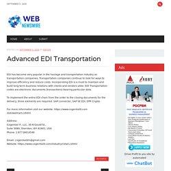 Advanced EDI Transportation