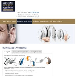 Buy Online Latest Hearing Aids Device in Hitchin