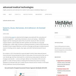 advanced medical technologies