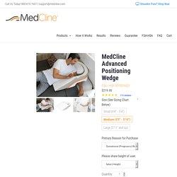 Check Out Our Medcline Shoulder Pillow