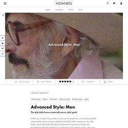 Advanced Style: Men