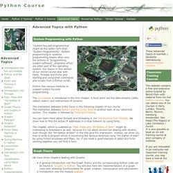 Python Advanced: Advanced Topics