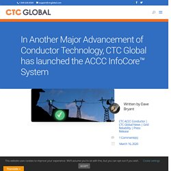 Advancement of Conductor Technology - ACCC InfoCore™ System
