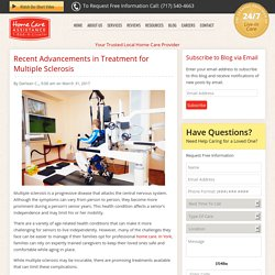 Latest Advancements in Multiple Sclerosis Treatment