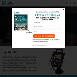 Chetu Advances Ingenico Terminal Payment Options with Custom App
