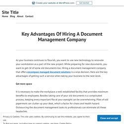 Best Document Management Company Online