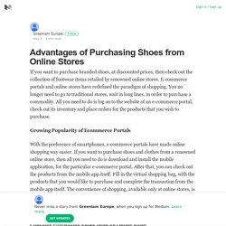 Buy Shoes from Online Stores