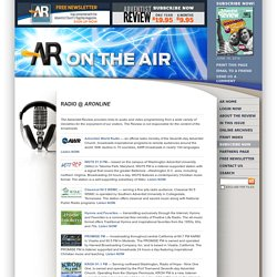Adventist Review : AR On The Air