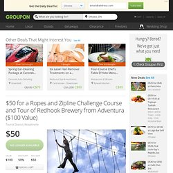 Adventura Deal of the Day | Groupon Seattle