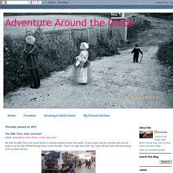 The DMZ Train- kids welcome!