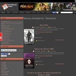 Watch Movies Online Free - Page 4