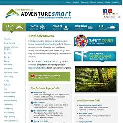 Land Adventures