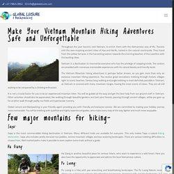 Looking for Hiking in Vietnam