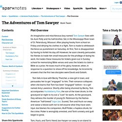 The Adventures of Tom Sawyer: Plot Overview