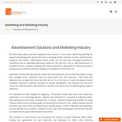 Advertisement Solutions