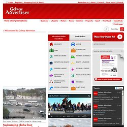 Galway Advertiser - Local News, Sports, Entertainment, Community Events, Free Weekly Newspaper