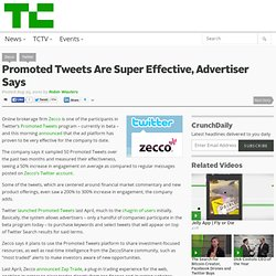 Promoted Tweets Are Super Effective, Advertiser Says (Build 20100722155716)