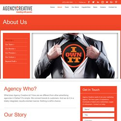 Advertising Agencies in Dallas