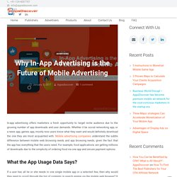 Why In-App Advertising is the Future of Mobile Advertising - AppsDiscover