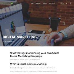 Social Media Advertising Company In Australia: Social Media Marketing Company