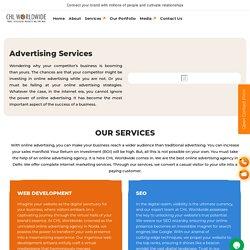 Online Advertising Agency, Top Advertising Company in Delhi, Noida, Bangalore India