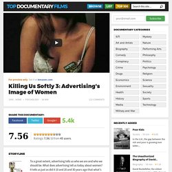Killing Us Softly 3: Advertising's Image of Women