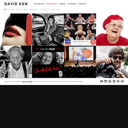 David Ken - portrait, advertising photography and more…