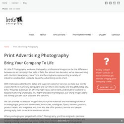Advertising Photography New Jersey - Little T Photography