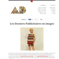 Les dossiers publicitaires made in AdTimes