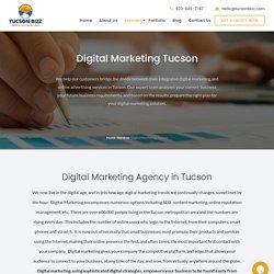 Tucson Digital Marketing Agency
