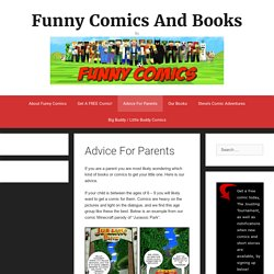 Funny Comics And Books