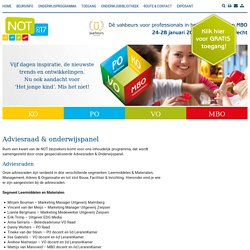 Adviesraad - www.not-online.nl