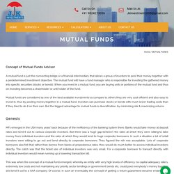 Mutual Fund Advisor Gujarat, Ahmedabad, India
