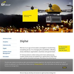 EY Advisory Services - Digital - EY - India