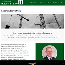 Exposed to personal injury - are you entitled to compensation?