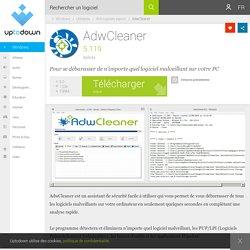 AdwCleaner 5.119 - Télécharger