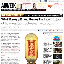 Brand Genius History