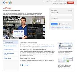 AdWords: le programme de publicité en ligne de Google